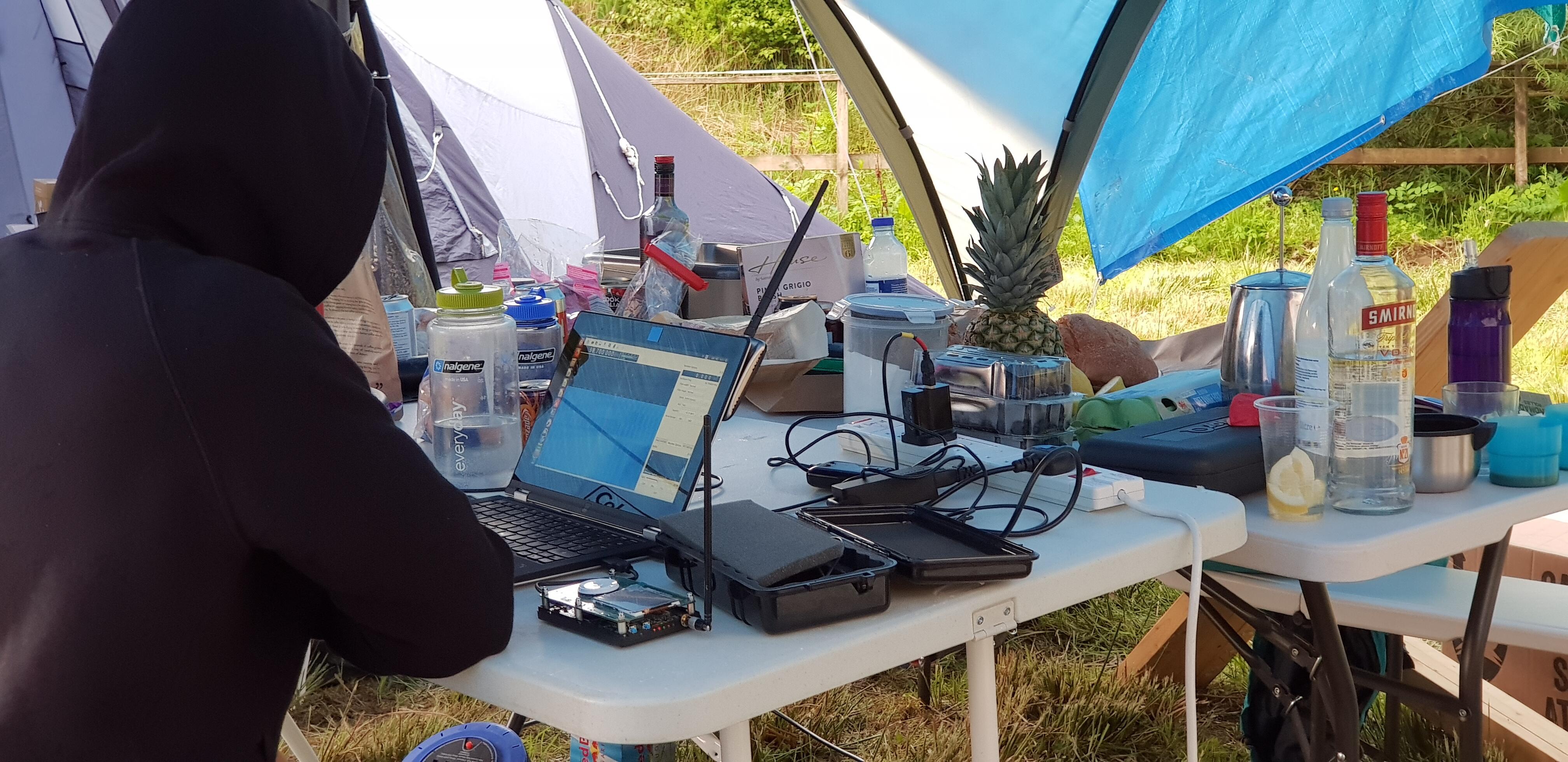 radio hacking
