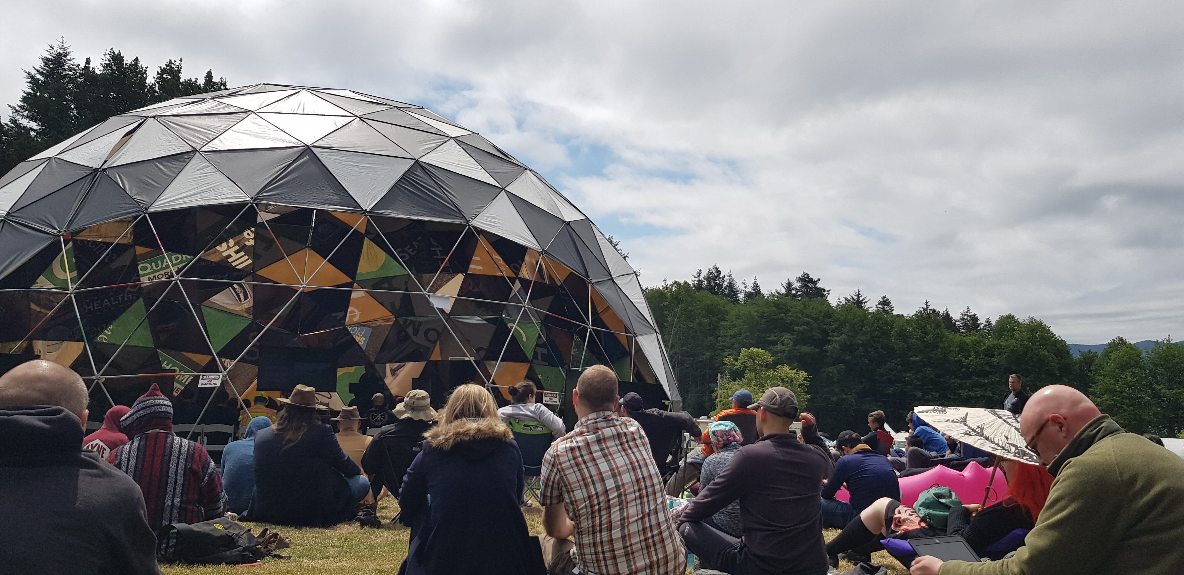 Stage Dome